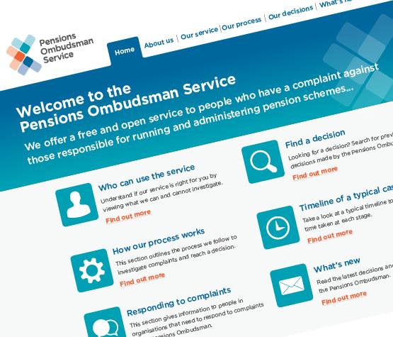 Pensions Ombudsman Service